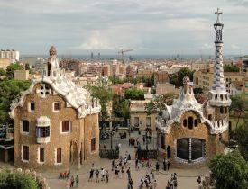 Barcelona romantics